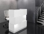 Empfangstresen Cube auch als Stehpult