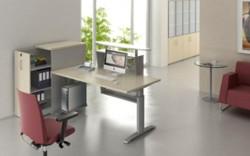 Dieses Element verwandelt Ihren Schreibtisch in eine kleine Empfangstheke