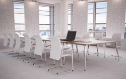 Für Ihre langen Sitzungen haben wir garantiert den passenden Konferenztisch