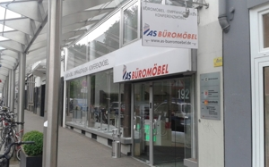 Showroom AS Büromöbel