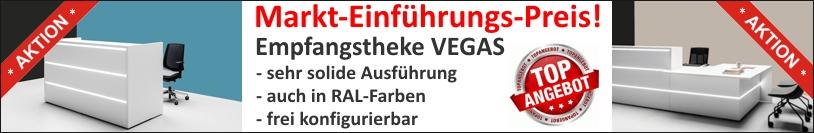 Sonderaktion Empfangstheke Bremen